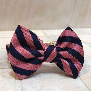 NWOT Kiel James Patrick Bow Tie Bracelet